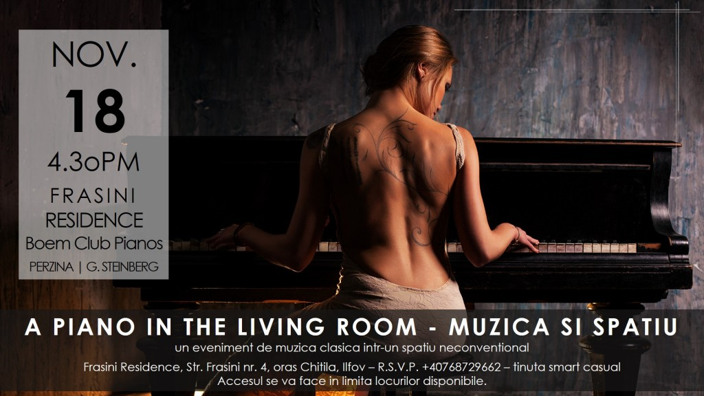 Boem Club Pianos_Invitatie_A Piano in the Living Room